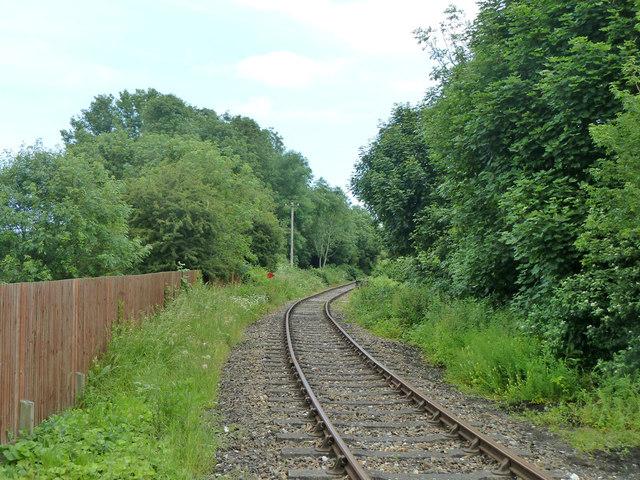 East Kent Railway, Eythorne