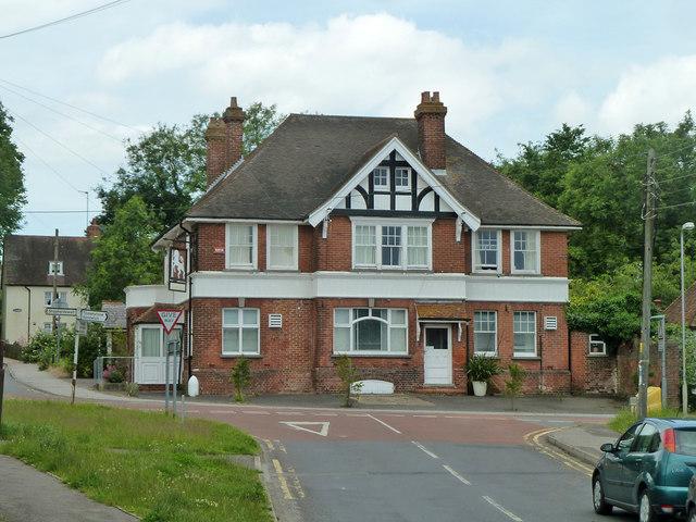 Former White Horse pub, Eythorne