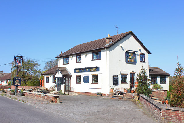 The Calley Arms