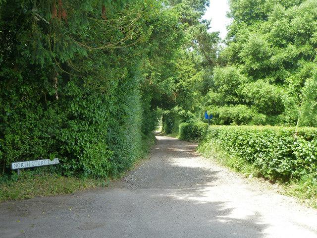North Court Lane, Tilmanstone