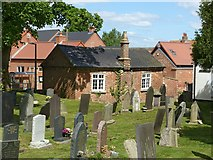 SK6835 : Church rooms, Cropwell Bishop by Alan Murray-Rust