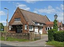 SK6735 : Cropwell Bishop Memorial Hall by Alan Murray-Rust