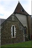 TQ0044 : Holy Trinity, Bramley (Surrey) - north elevation & tower by David Kemp