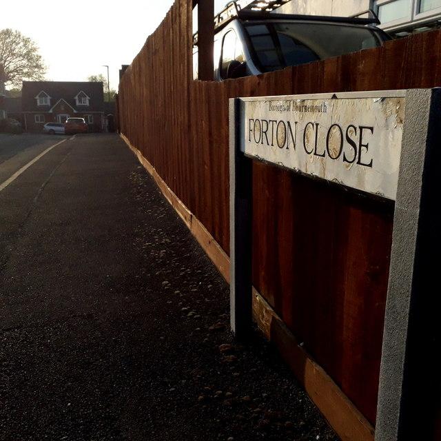 Northbourne: Forton Close