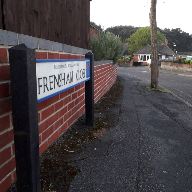 Northbourne: Frensham Close