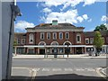 SX9192 : Exeter Central Station by David Smith