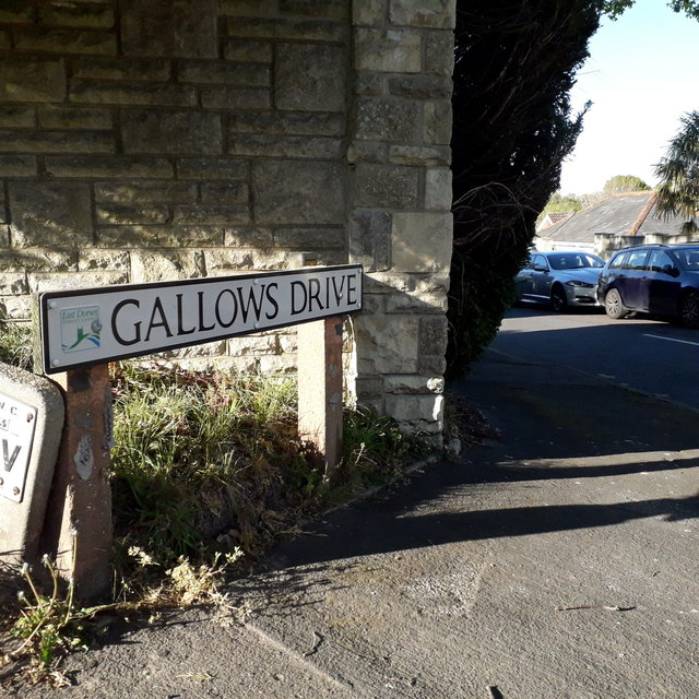 West Parley: Gallows Drive
