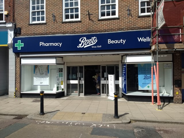 Boots - returning to normality