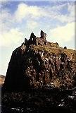 NG4074 : Duntulm Castle by Colin Kinnear