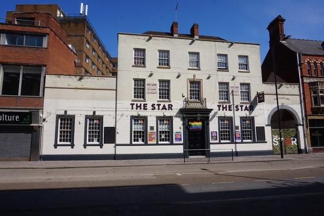 The Star public house, Carr Lane, Hull
