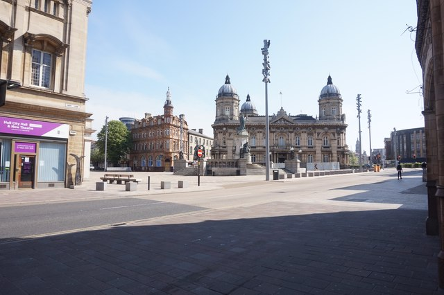 Queen Victoria Square, Hull