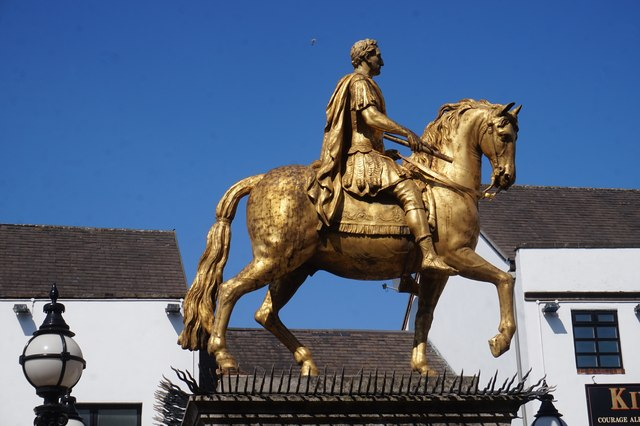 William the Third (King Billy) Statue