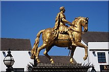 TA1028 : William the Third (King Billy) Statue by Ian S