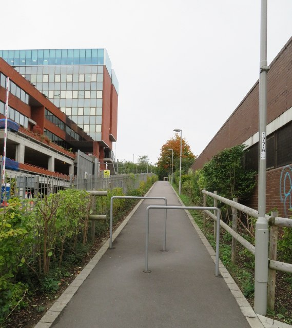 Footpath to South View