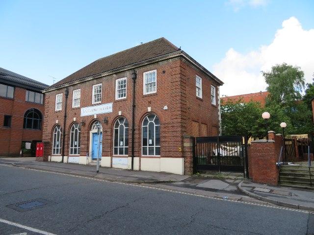Former post office - New Street
