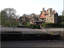 NZ2567 : Jesmond Dene House Hotel, Newcastle upon Tyne by Graham Robson