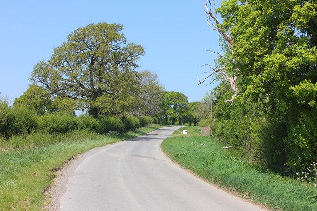 Near Fernhill Farm