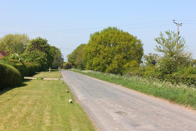 Near Hill Farm