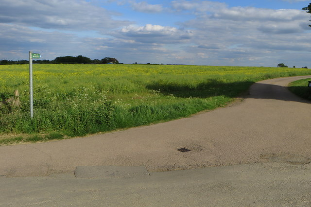 Bridleway to Rutter's Farm