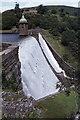 SN9167 : Penygarreg Dam by Ian Taylor