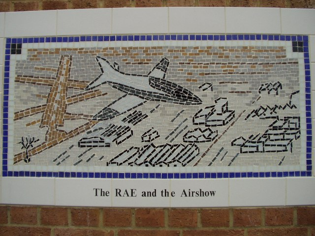 The RAE and the Airshow