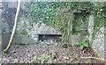 SN8807 : Blaen Llambi Farm House Fire Place by Stephen Rees
