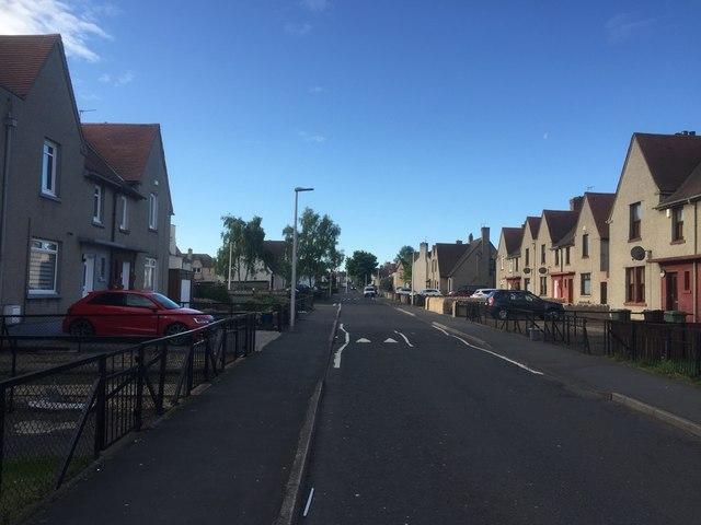 Coalgate Road, Tranent
