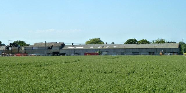 Former Hammill brickworks
