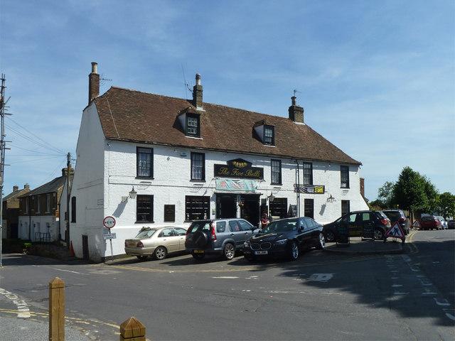 The Five Bells, Eastry