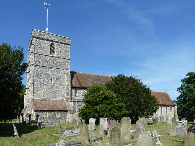 Eastry church