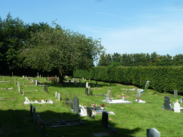 Extension graveyard, Eastry