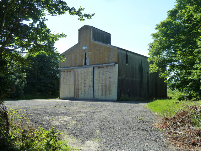 Barn at Ham Manor