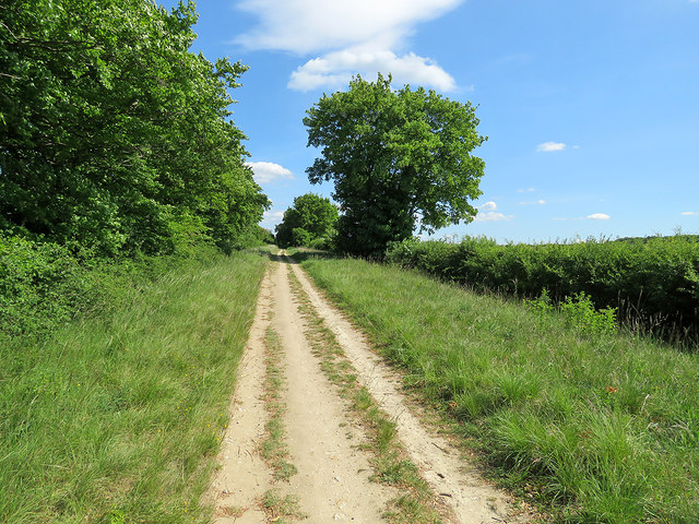 On The Roman Road in May