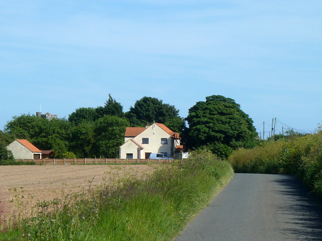 First house in Great Mongeham