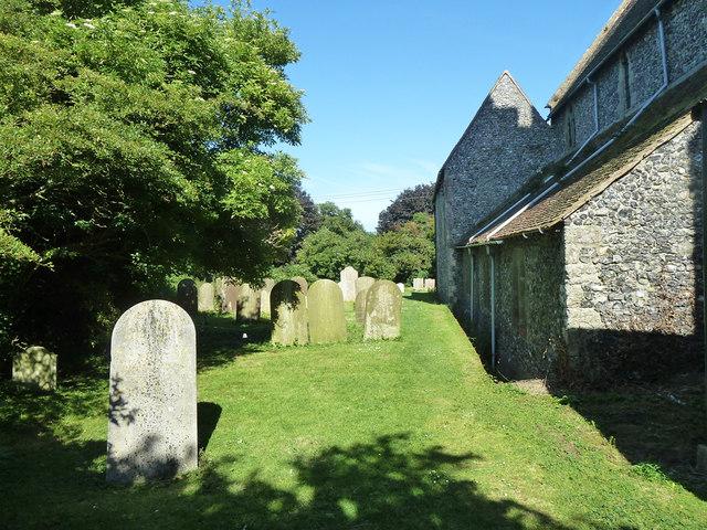 Churchyard, Great Mongeham