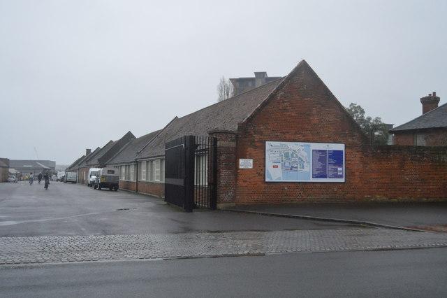 Cooperage, Royal Clarence Yard