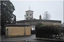 SU6100 : Guard House, St George Barracks by N Chadwick