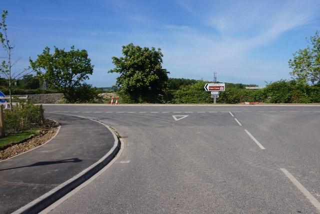 Edenhouse Road near Eden Camp