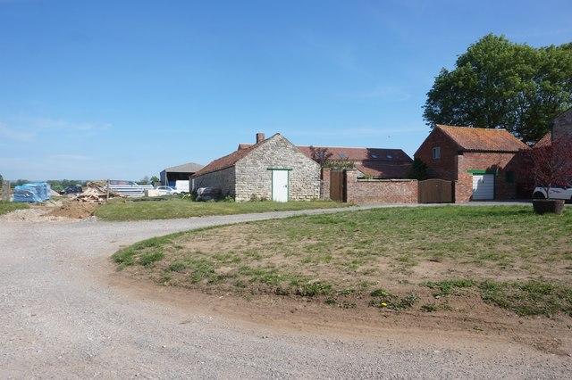 Manor House Farm on Ryton Rigg Road