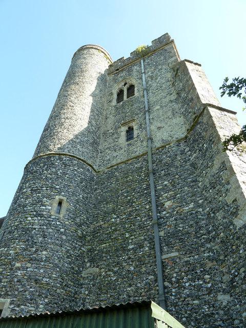 Church tower, Great Mongeham