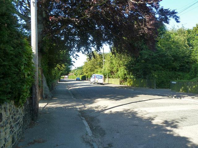 Hawksdown Road, Walmer