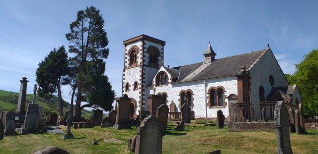 Irongray Parish Church