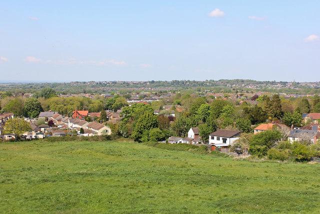 Near Wroughton