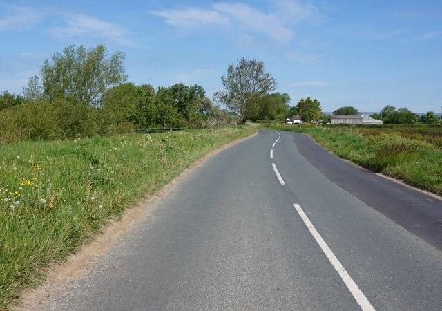 Barugh Lane towards Normanby