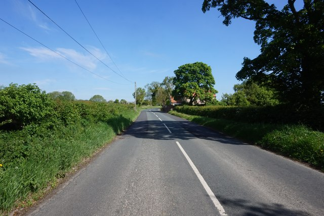 Barugh Lane towards Normanby