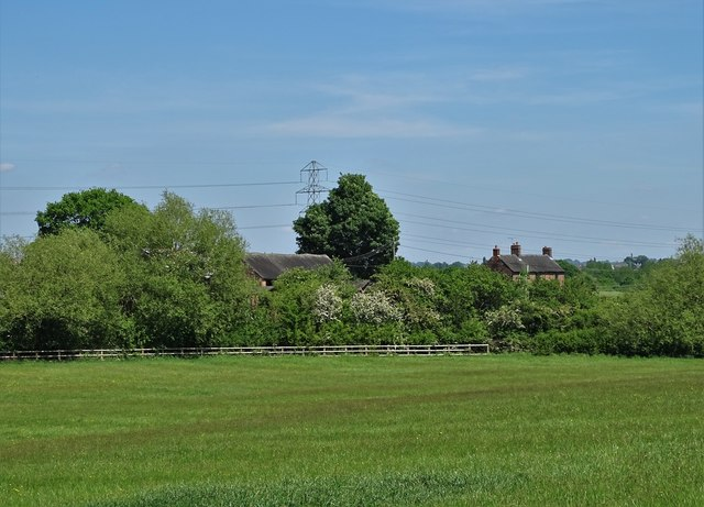 View to Bassett Farm
