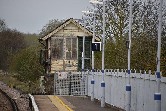 Wye Signalbox