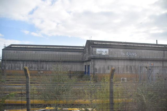 Engine shed, Ashford