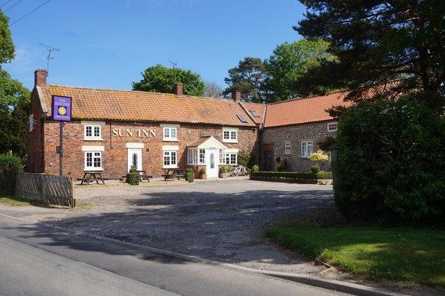 The Sun Inn, Normanby