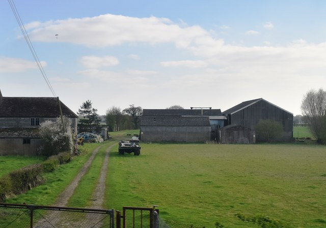 Farm buildings, Abbots Skreen Farm